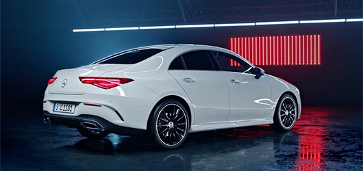 CLA Coupé Mercedes-Benz